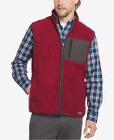 G.h. Bass & Co. Men's Zip Fleece Vest