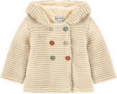 3 Pommes Velvet-lined hoodie