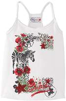 Chipie Baby-Girls Sleeveless T-Shirt,(Manufacturer Size:2 Years)