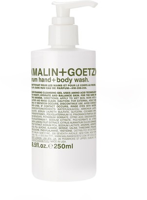 Malin+Goetz Malin + Goetz 250ml Rum Hand + Body Wash