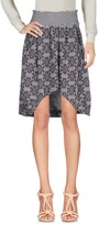 Manila Grace Knee length skirts - Item 35345295