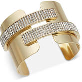INC International Concepts Pavé Cuff Bracelet, Created for Macy's