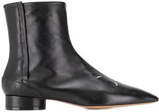 Maison Margiela Four-Stitch Ankle Boots