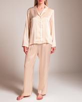Derek Rose Brindisi Silk Pajama