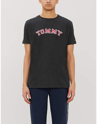 Tommy Hilfiger Tommy cotton logo t-shirt