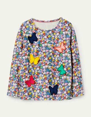 Boden 3D Flutter T-shirt