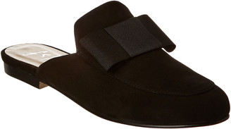 French Sole Oaha Suede Slide