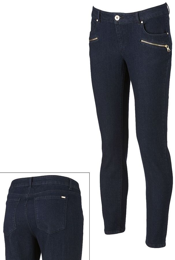 Apt. 9 skinny jeans - petite