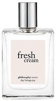 philosophy Fresh Cream Eau De Toilette, 60ml