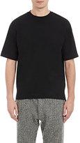 TOMORROWLAND Men's Boxy T-Shirt-BLACK