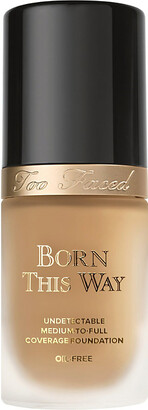 Too Faced Porcelain Born This Way Foundation