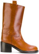 A.F.Vandevorst heeled boots