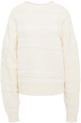 Victoria Victoria Beckham Cotton-blend Sweater