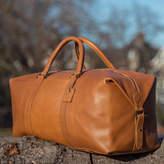 Fox Archer Leather Holdall Bag