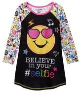 Komar Emojination Believe in Your #selfie Nightgown (Little Girls & Big Girls)