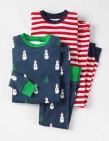 Boden Cosy Twin Pack Long Johns