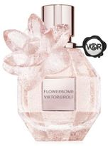 Viktor & Rolf Flowerbomb Pink Crystal Limited Edition Fragrance - 1.7 oz.