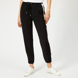 MICHAEL Michael Kors Women's Stripe Track Pants