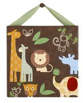 CoCalo 1-Piece Canvas Art Noah and Friends