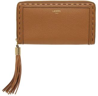 Lancel Premier Flirt Zip Around Wallet