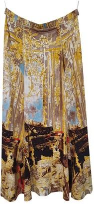 Nice Connection Multicolour Skirt for Women
