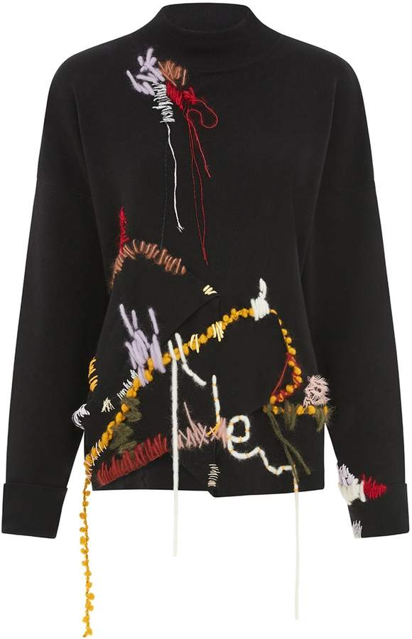 SABINNA - Special Embroideries Jumper