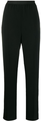 Maison Margiela high-waisted trousers