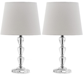 Safavieh Tiered Orb Table Lamps (Set of 2)