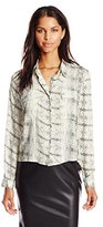 Jessica Simpson Women's Mirren Blouse