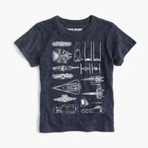 J.Crew Kids' Star Wars for crewcuts The Force Awakens spaceships T-shirt