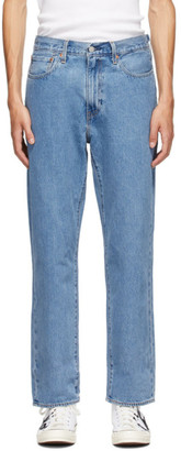 Levi's Levis Blue Stay Loose Jeans