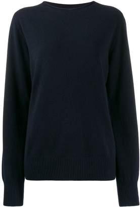 Maison Margiela oversized round neck sweater