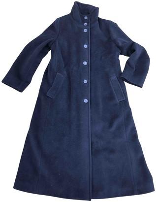 Marella Black Cashmere Coat for Women