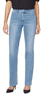 NYDJ Relaxed Straight Jeans in Juno