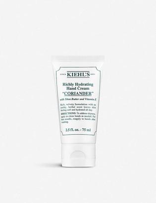 Kiehl's Coriander Richly Hydrating Hand Cream 75ml