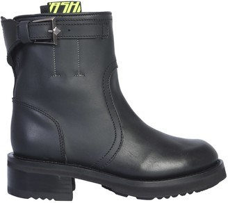 Ash Tycoon Boot