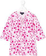 Oscar De La Renta Kids - floral print top - kids - Cotton - 3 yrs