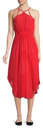 Ramy Brook Amara Halter Dress