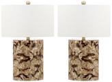 Safavieh Zuni Table Lamps (Set of 2)