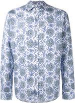 Etro paisley print shirt - men - Cotton - XL