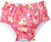 I Play Girls' Blossom Mix 'N Match Ultimate Ruffle Snap Swim Diaper (3mos3yr) - 8127861