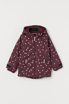 H&M Water-repellent Jacket - Red