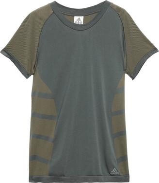 adidas Cru Printed Primeknit T-shirt