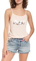 Obey Women's Overgrown Graphic Tank