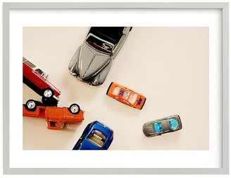 Pottery Barn Kids Minted Toy Cars, Wall Art by Morgan Kendall