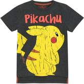 Pokemon Boys' Pikachu T-shirt Size 14