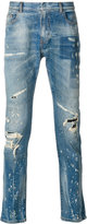 Faith Connexion Ripped Slim Jeans