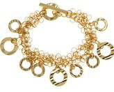 Anne Klein Shaky Open Circle Bracelet