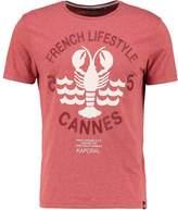 Kaporal Carot Print Tshirt Aprico