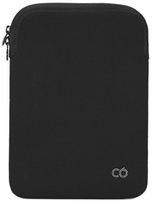 C6 Men's Zip Sleeve New iPad Case Black